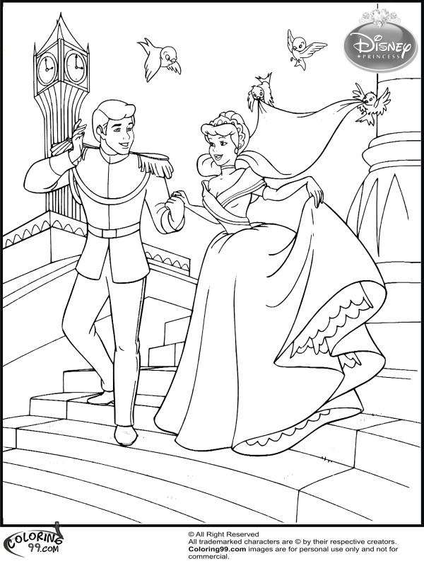 wedding coloring page # 63
