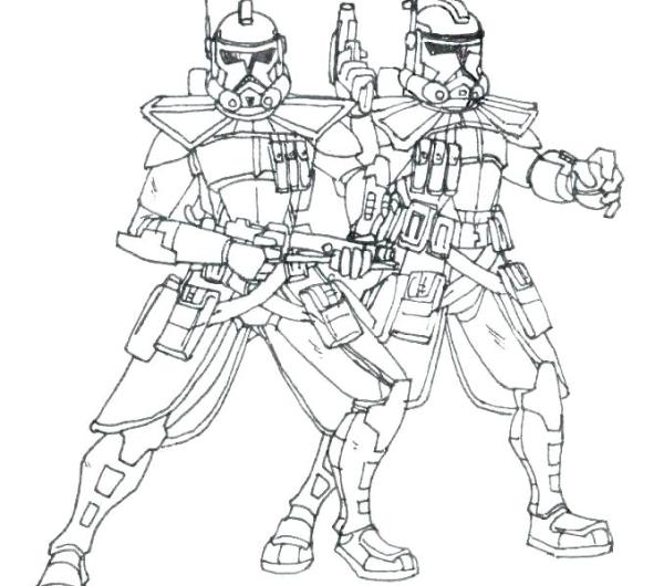star wars clone wars coloring pages # 38