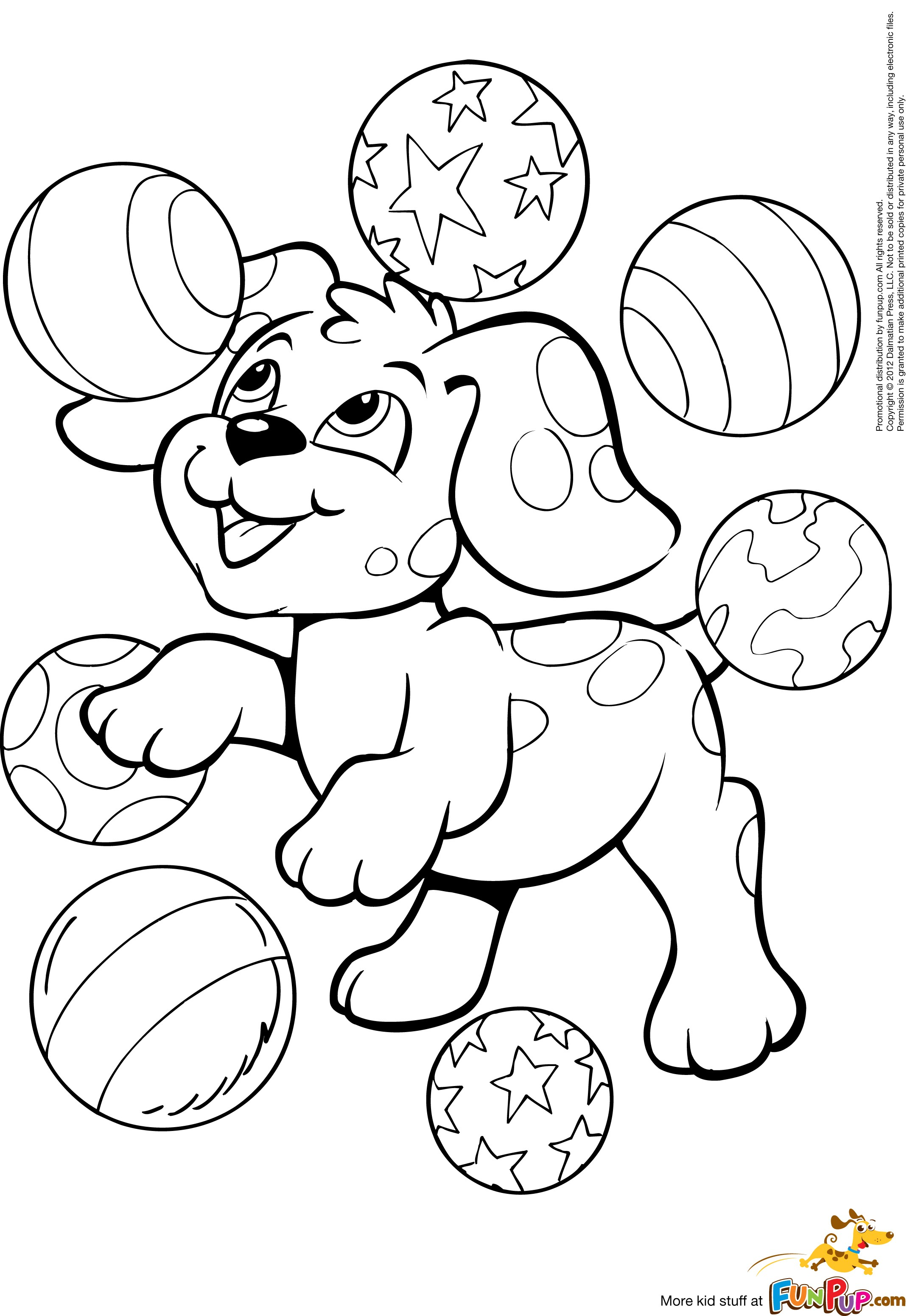 Coloring Pages Puppies Printables At Getdrawings