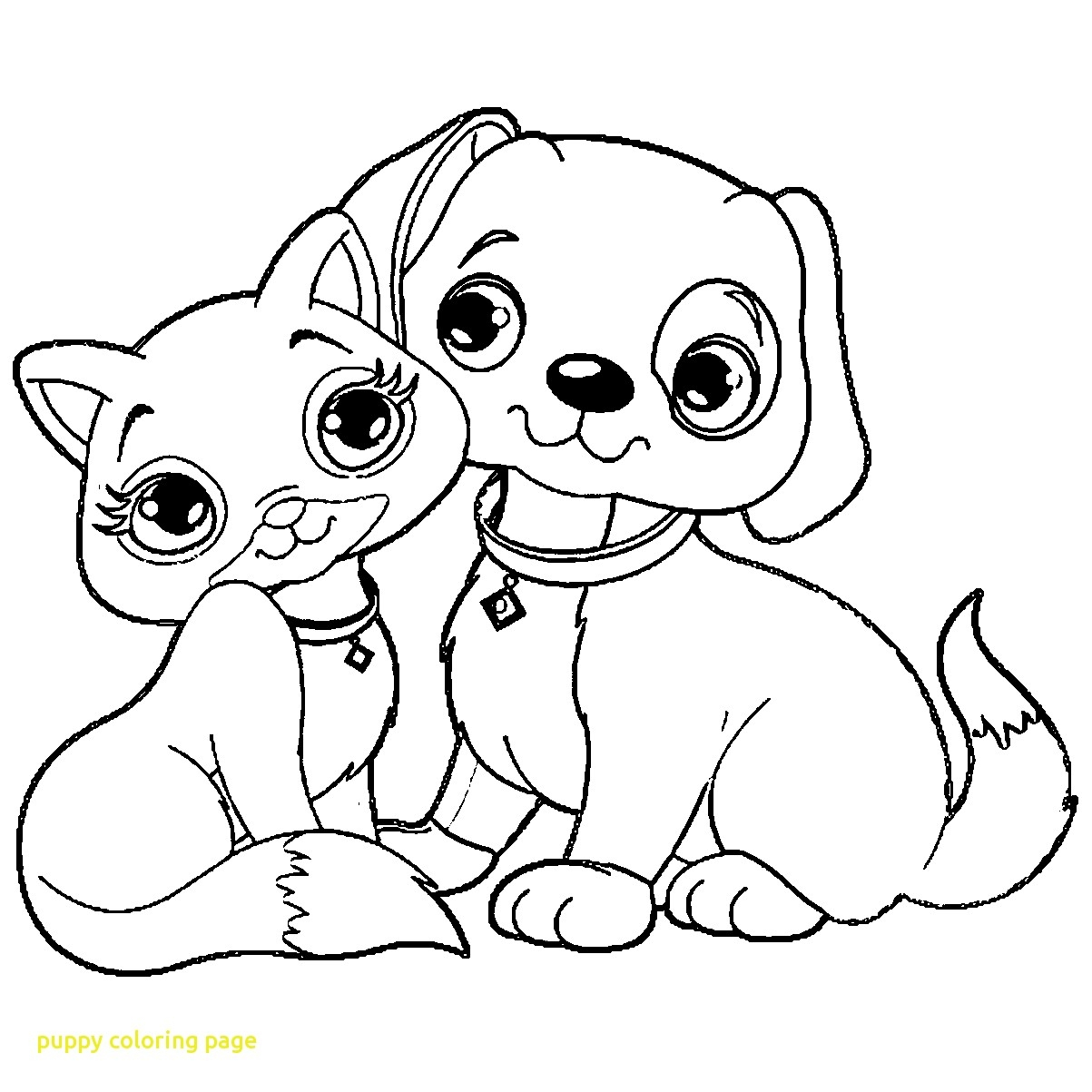 Cool Coloring Pages Of Dogs At Getdrawings