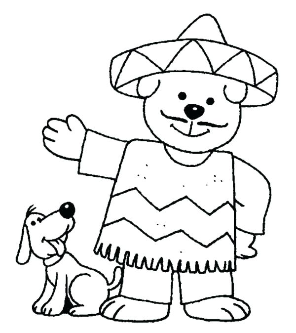 fiesta coloring pages # 41