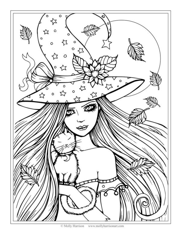 coloring pages halloween # 39
