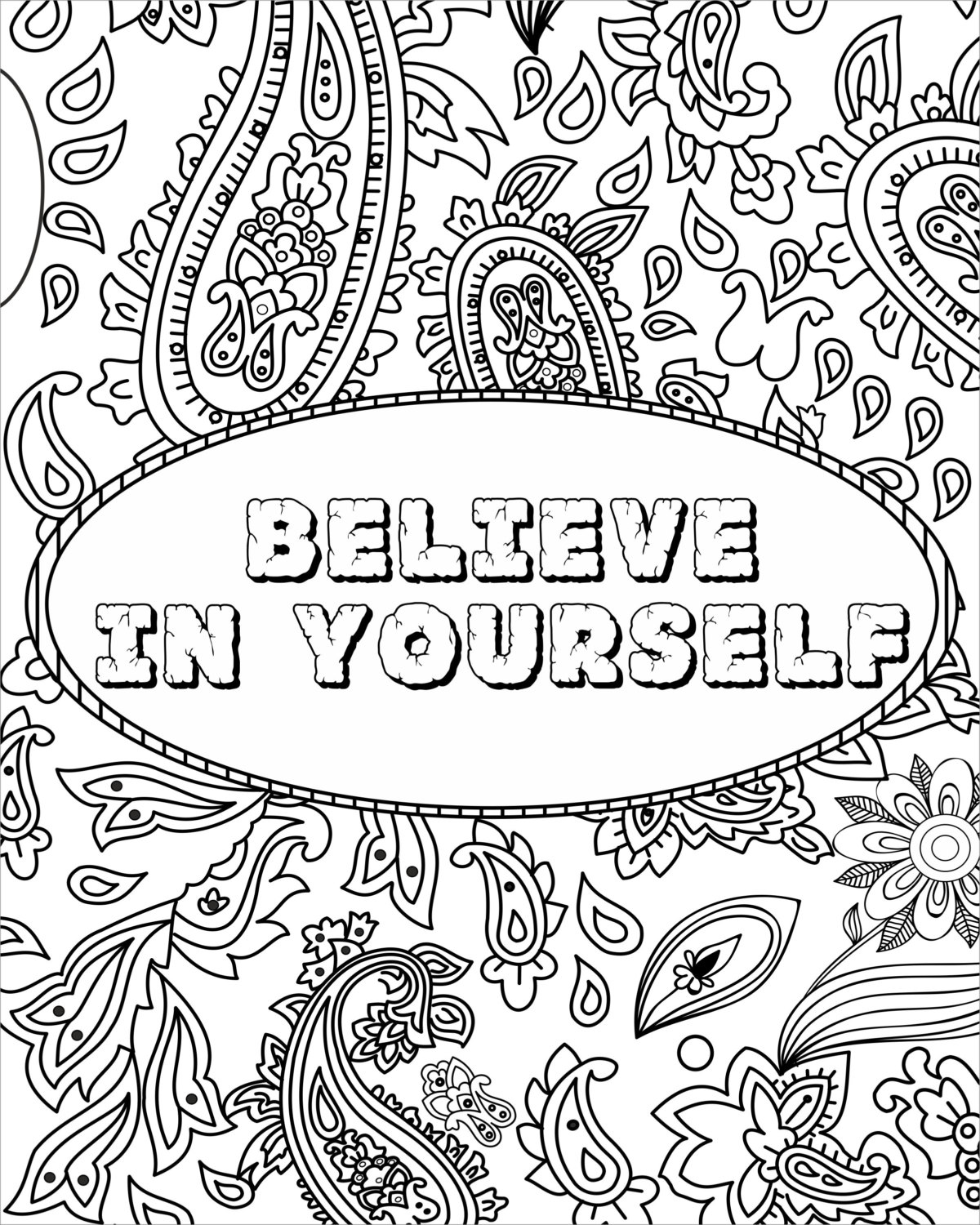 Funny Quote Coloring Pages At Getdrawings