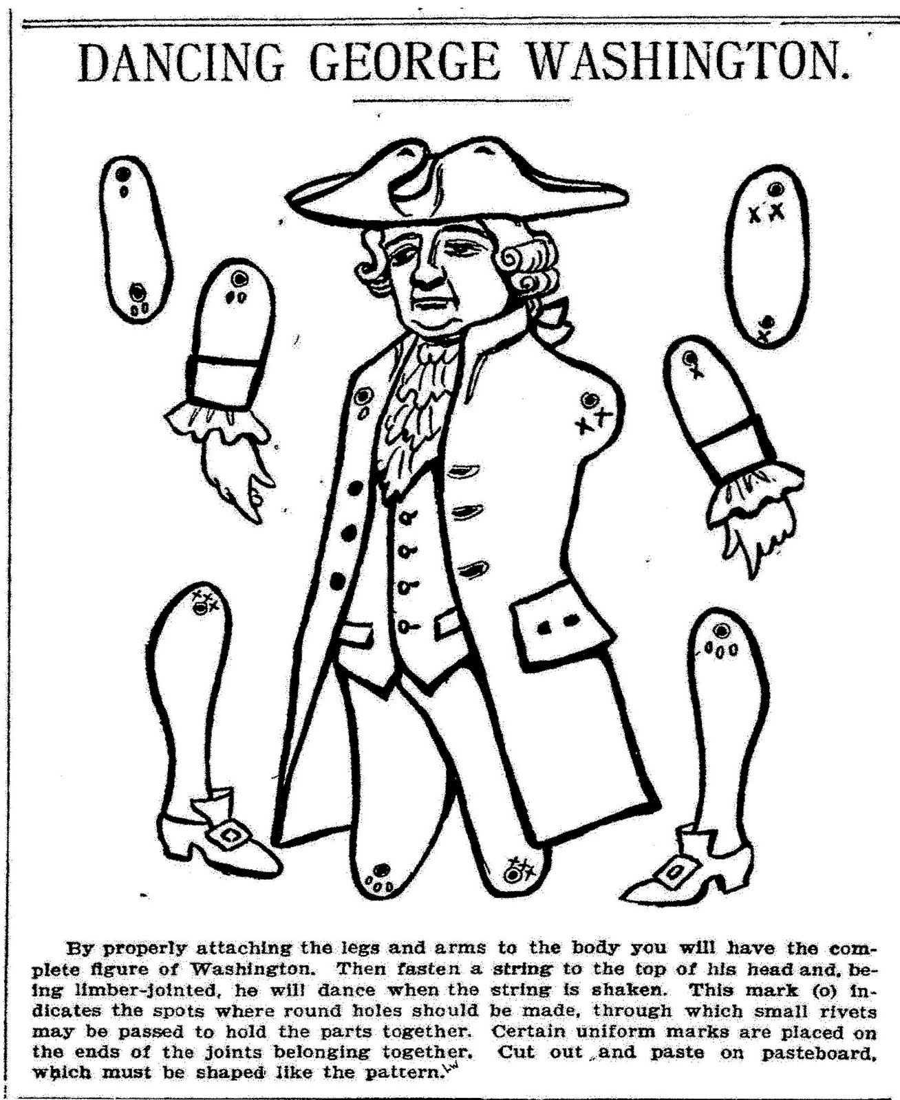 Coloring Book George Washington Carver Coloring Page