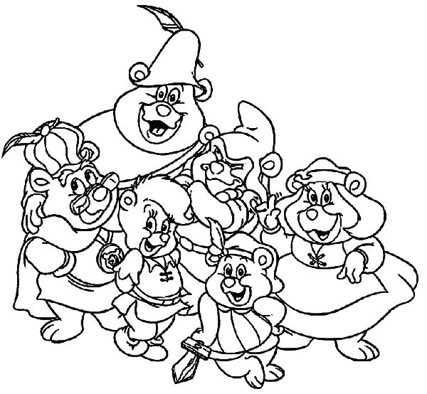 gummy bear coloring page # 25