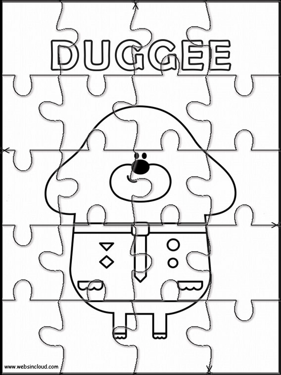 hey duggee coloring pages at getdrawings  free download