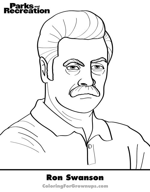 funny coloring pages for adults # 68