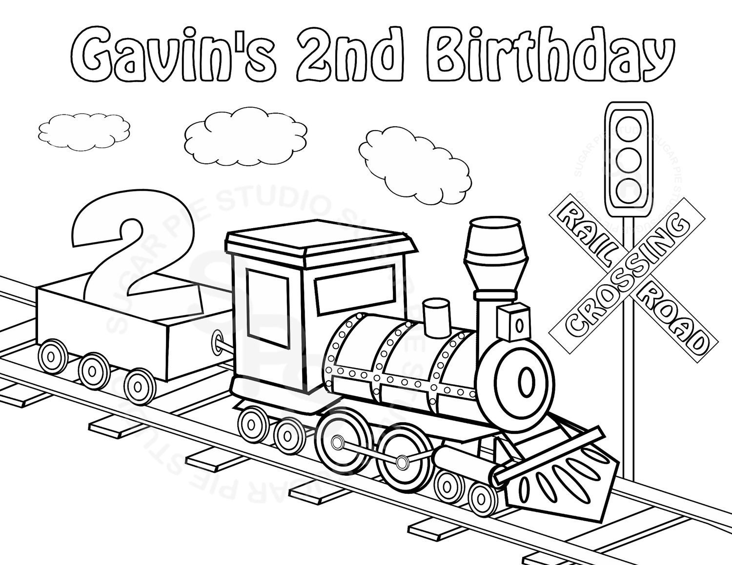 James The Red Engine Coloring Pages At Getdrawings