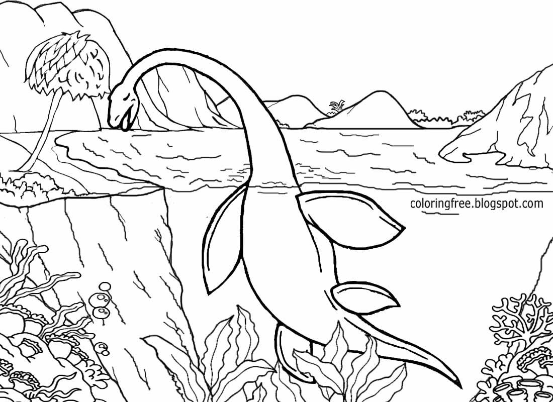 Jurassic World Indominus Rex Drawing At Getdrawings
