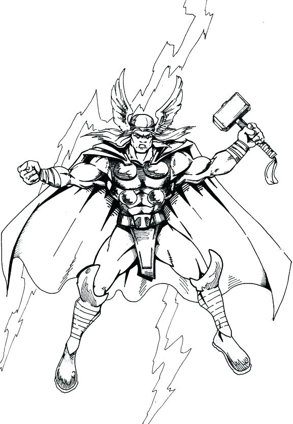 lego thor coloring pages at getdrawings  free download