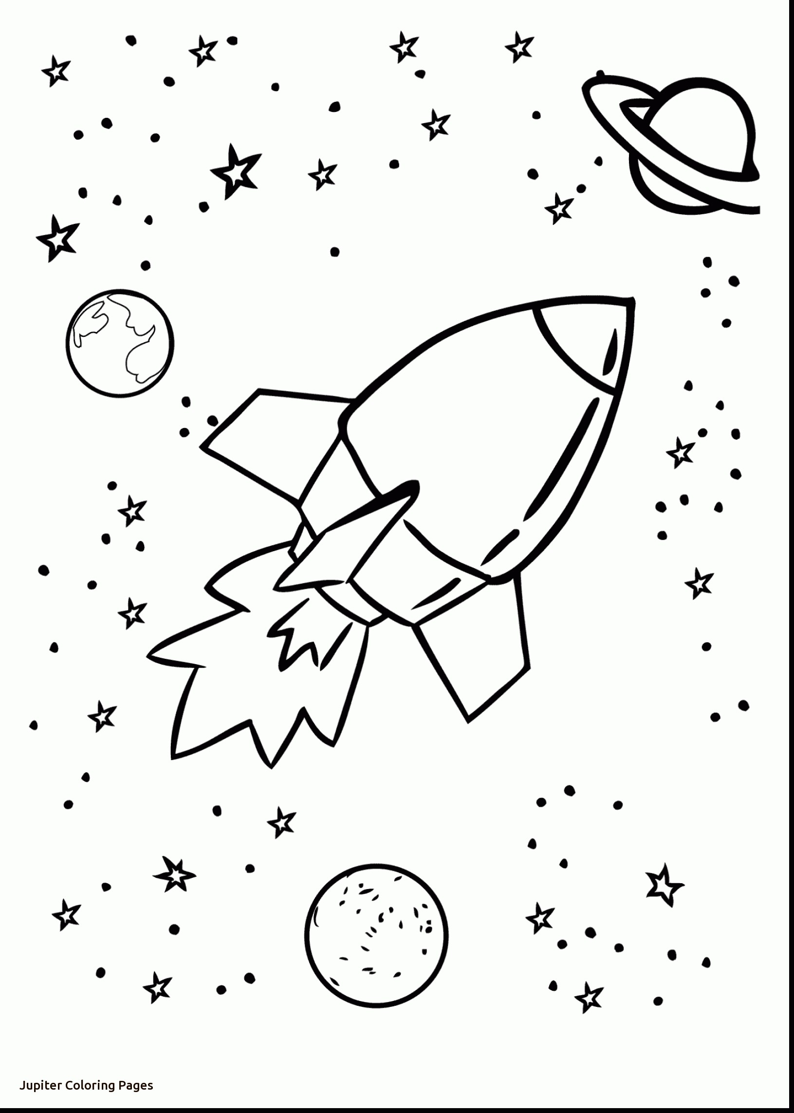 Mercury Planet Coloring Page At Getdrawings