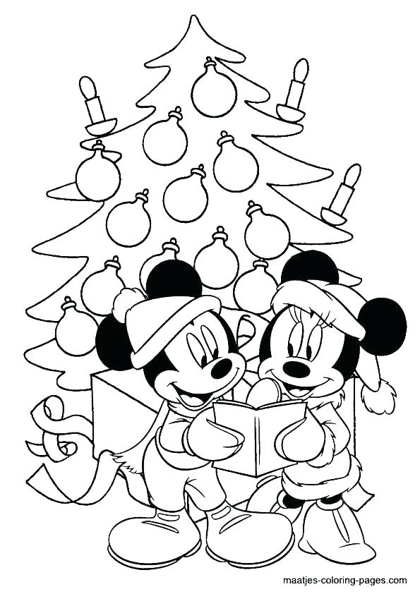 mickey coloring page # 31