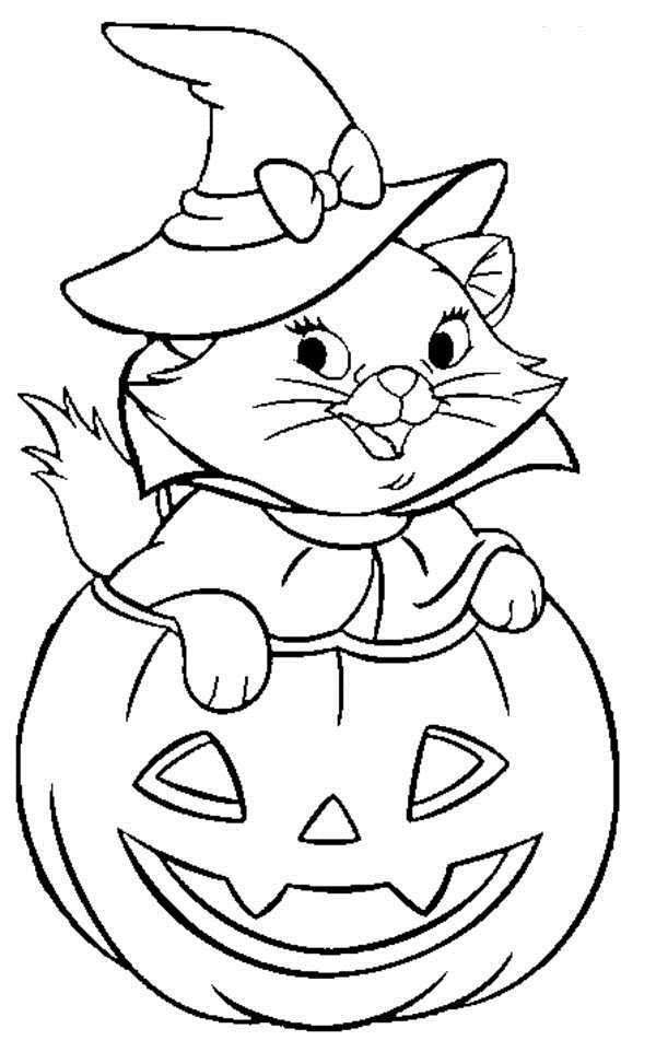 free halloween printable coloring pages # 38