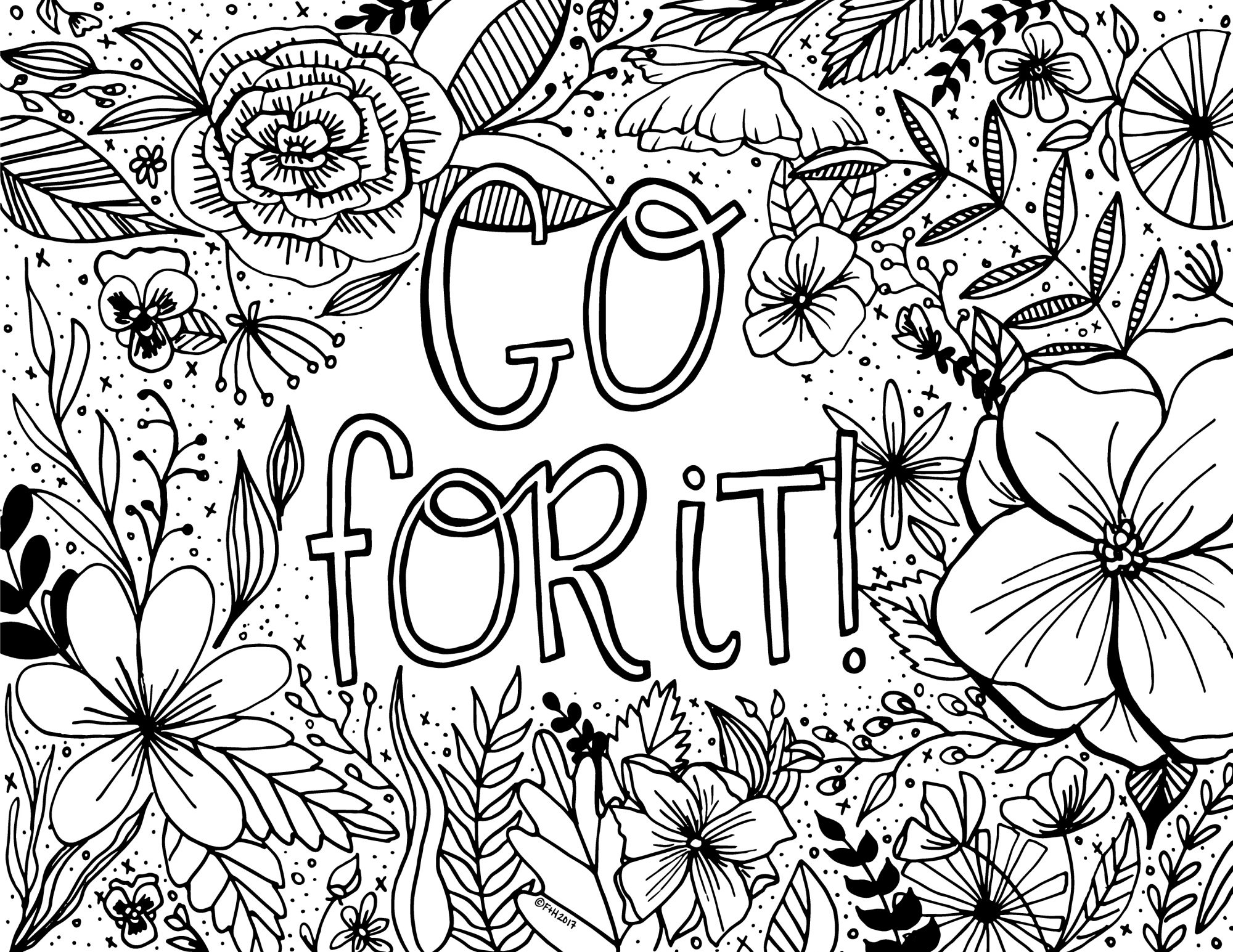 Printable Design Coloring Pages At Getdrawings