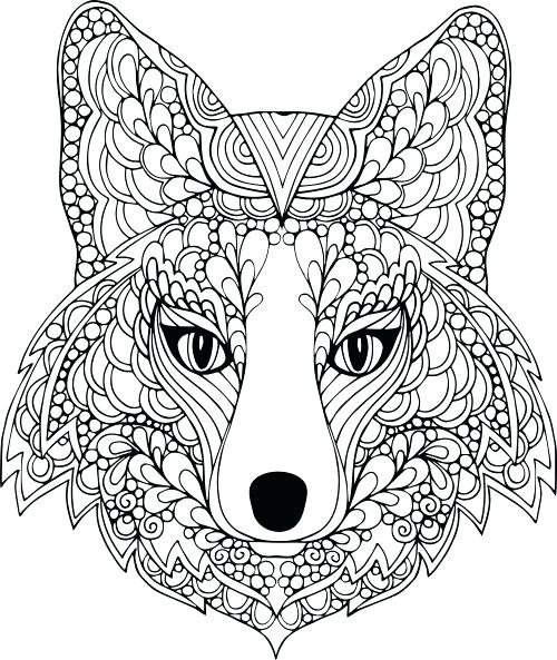 relaxing coloring pages # 74