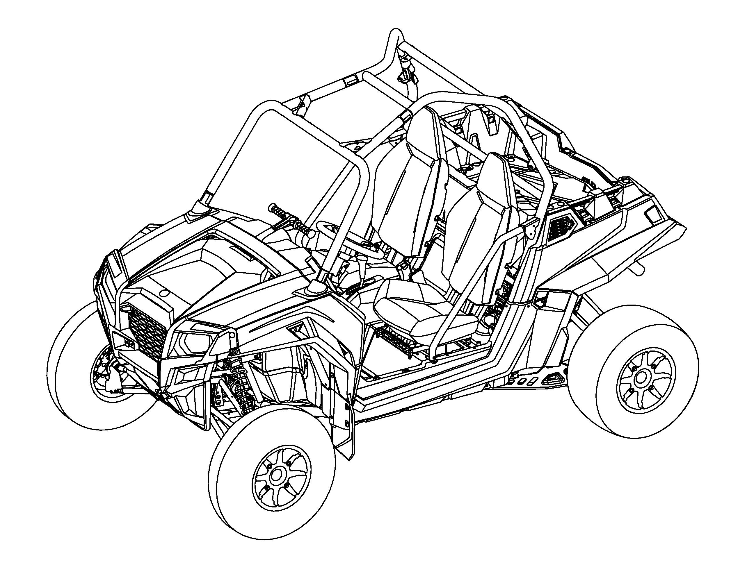 The Best Free Rzr Coloring Page Images Download From 4