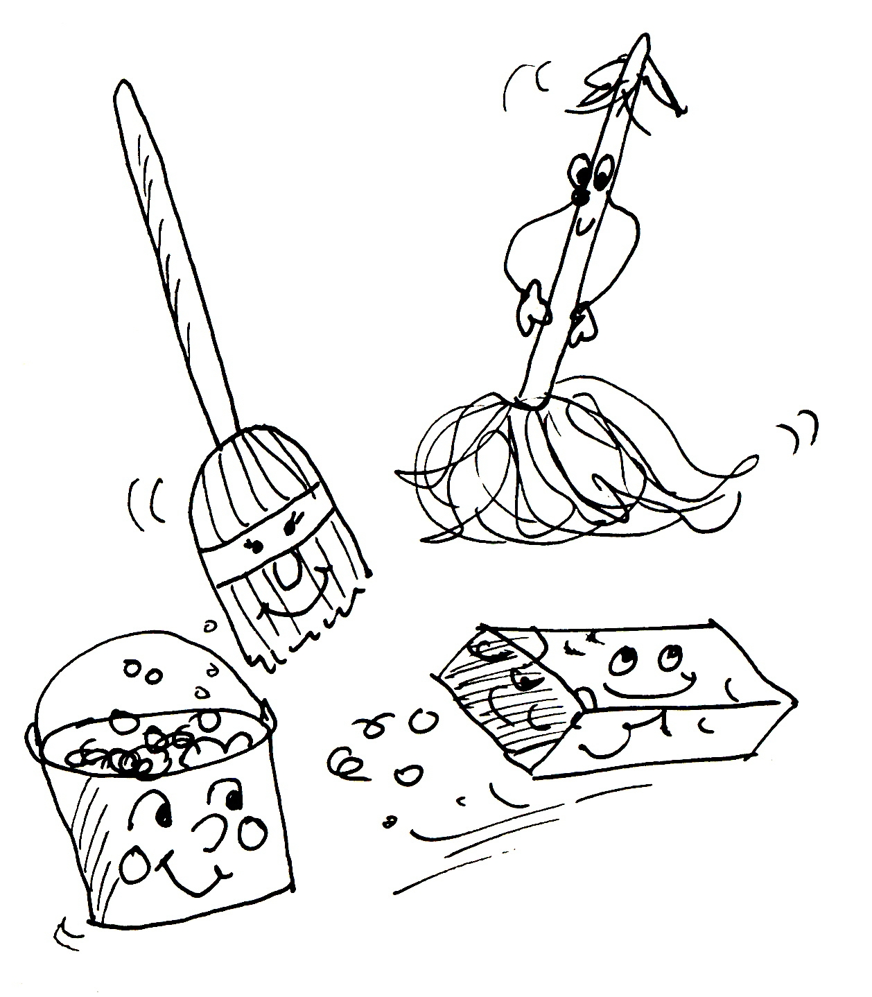 Street Sweeper Coloring Page At Getdrawings