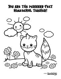 teacher appreciation coloring pages # 29