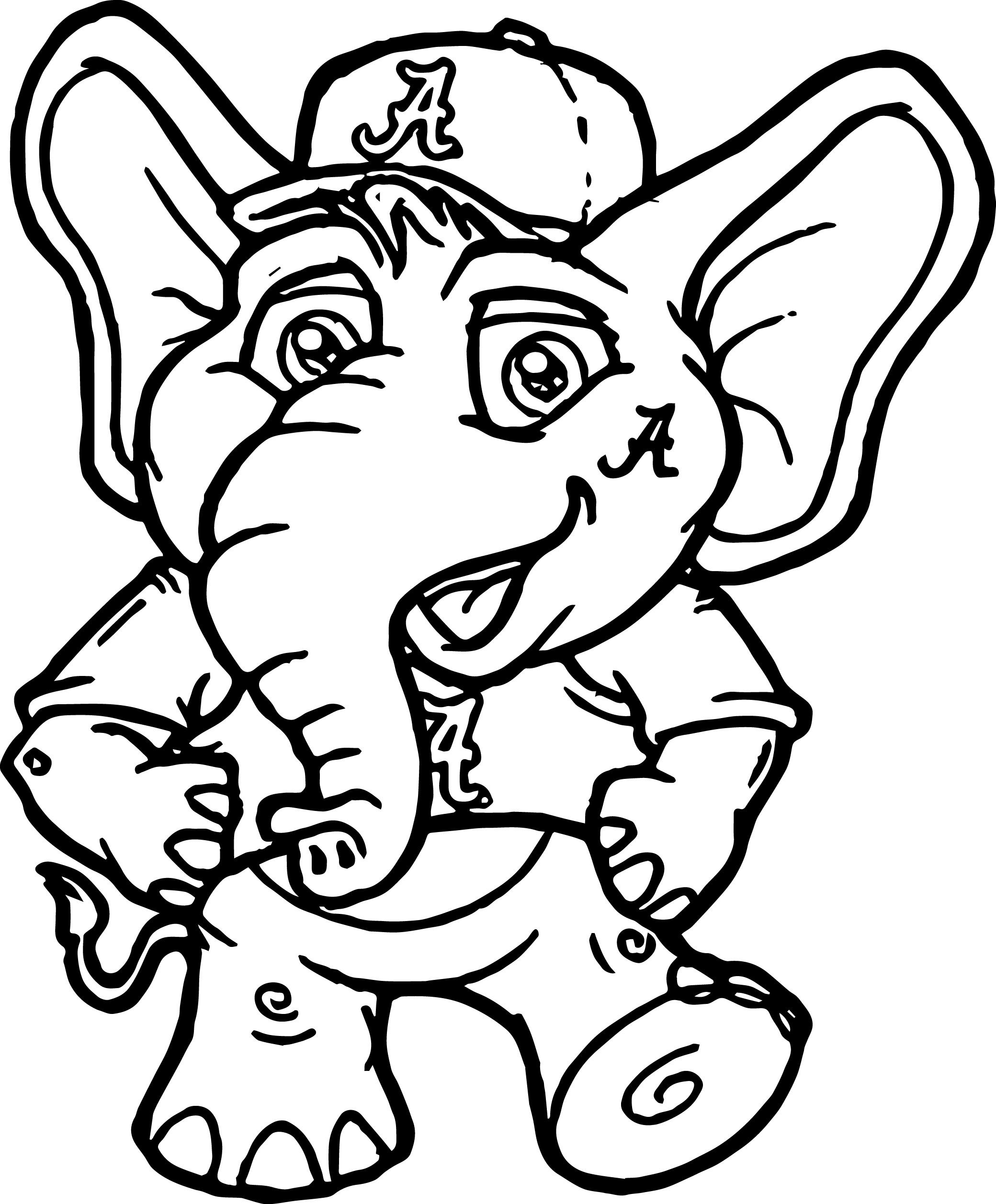 Tennessee Vols Coloring Pages At Getdrawings
