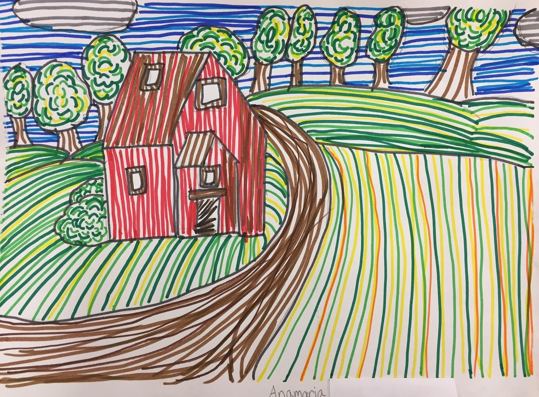 Fifth Grade Art Worksheet