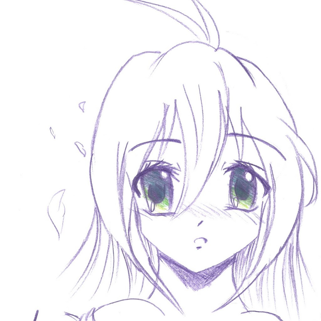 Beginner Anime Drawing At Getdrawings