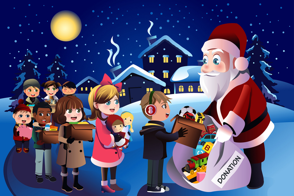 Christmas Celebration Drawing at GetDrawings | Free download (1024 x 683 Pixel)