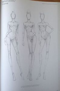 Croquis Drawing at GetDrawings com   Free for personal use Croquis     236x358 Free Fashion Croquis Templates Fashion Sketches Pinterest