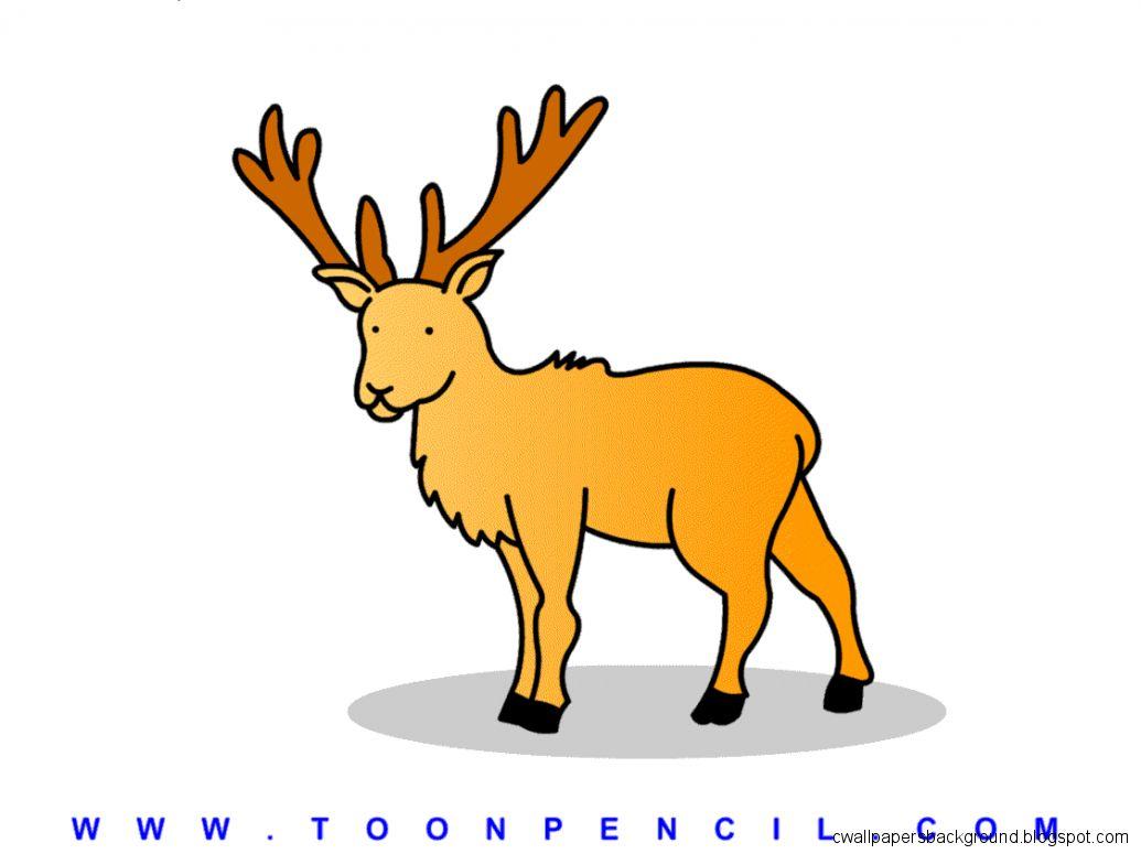 Deer Drawing For Kids At Getdrawings