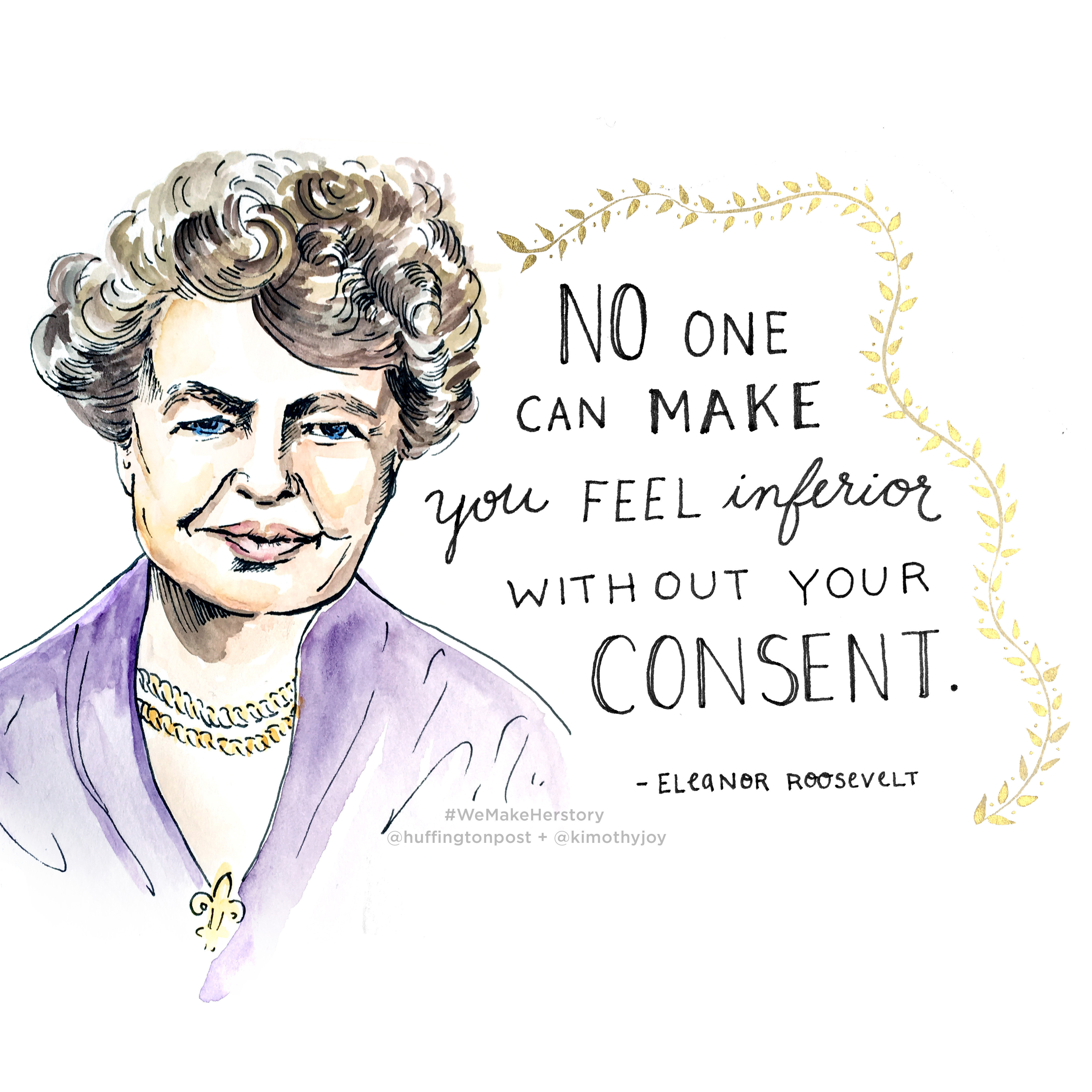 Eleanor Roosevelt Drawing At Getdrawings