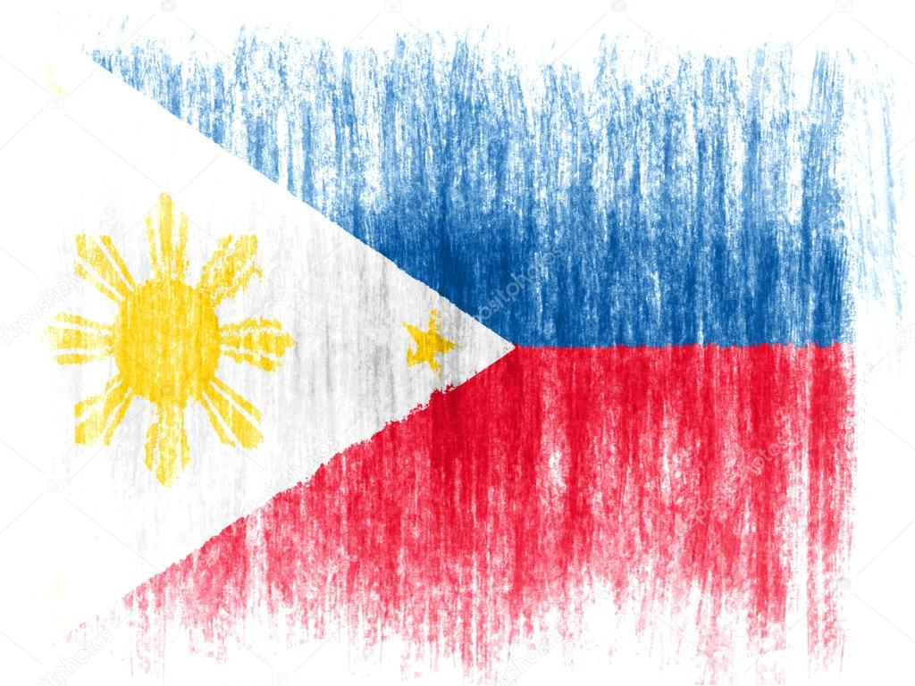 Flag Of The Philippines Drawing At Getdrawings