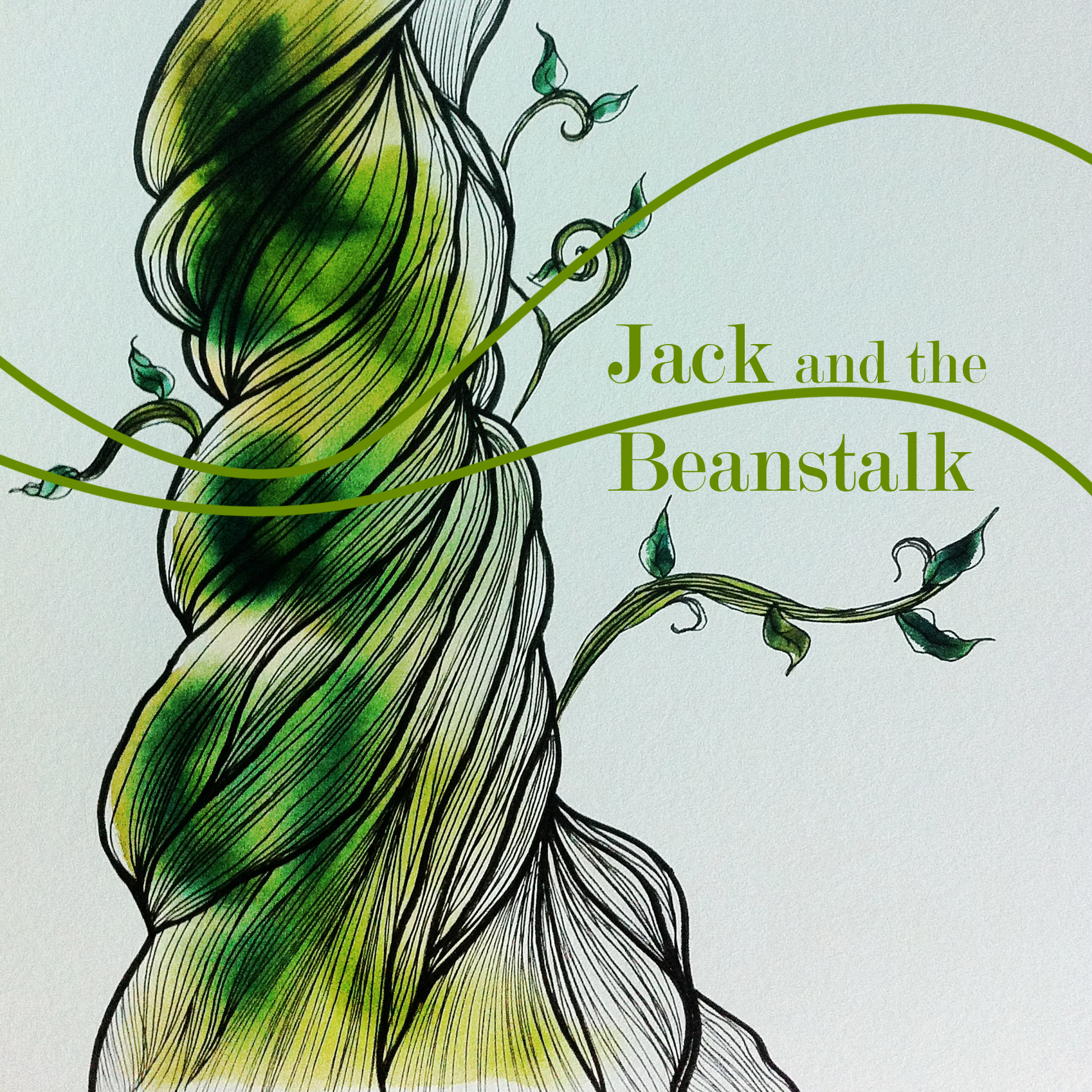 Jack And The Beanstalk Drawing At Getdrawings