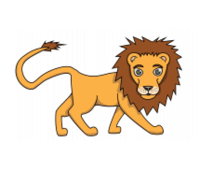 X How To Draw Lion Felix Jungle Buddies Animals Easy Step By Step