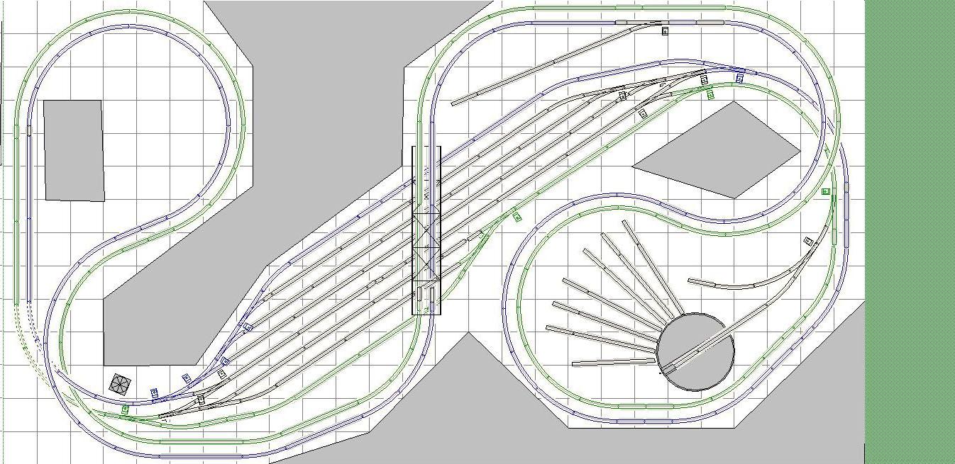 O Turntable Atlas And Fastrack Modeltraindccwiring920