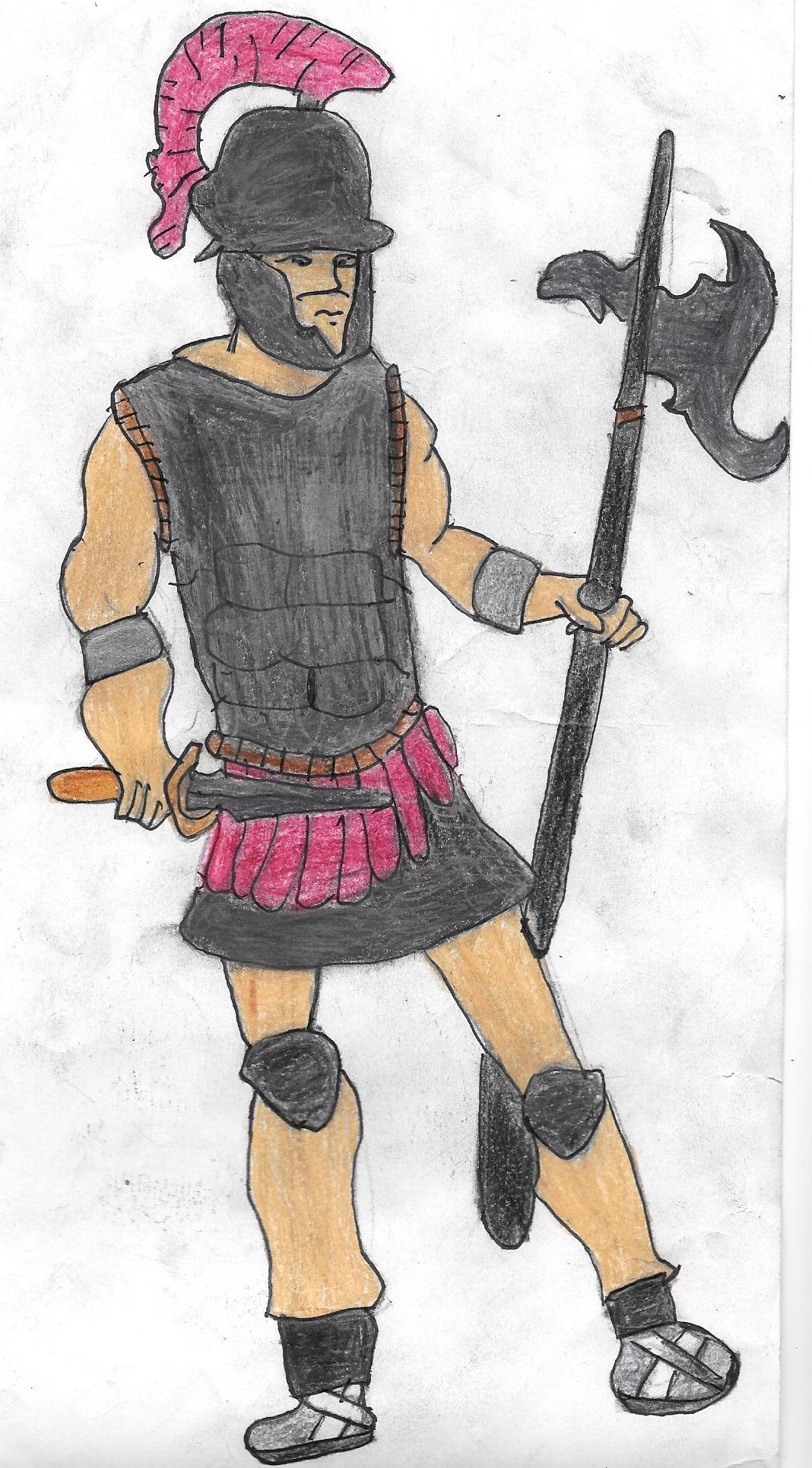 Roman Sol R Drawing At Getdrawings