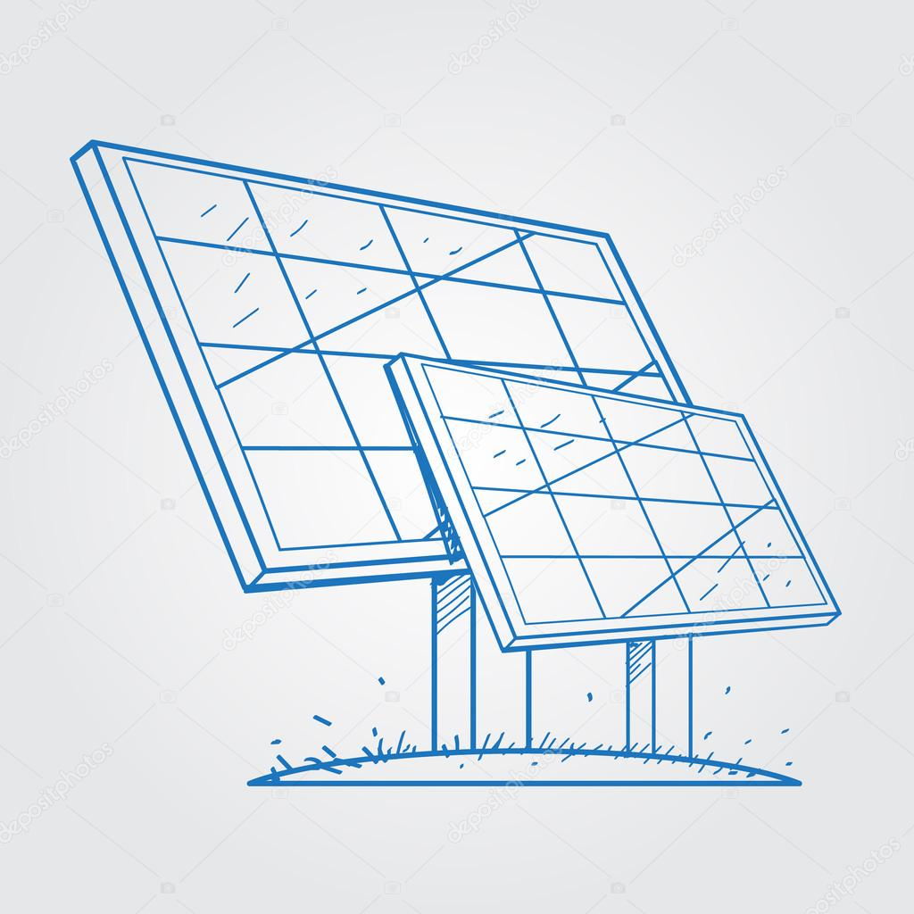 Solar Drawing At Getdrawings