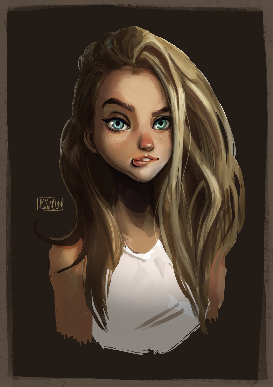 Teen Girl Drawing At Getdrawings