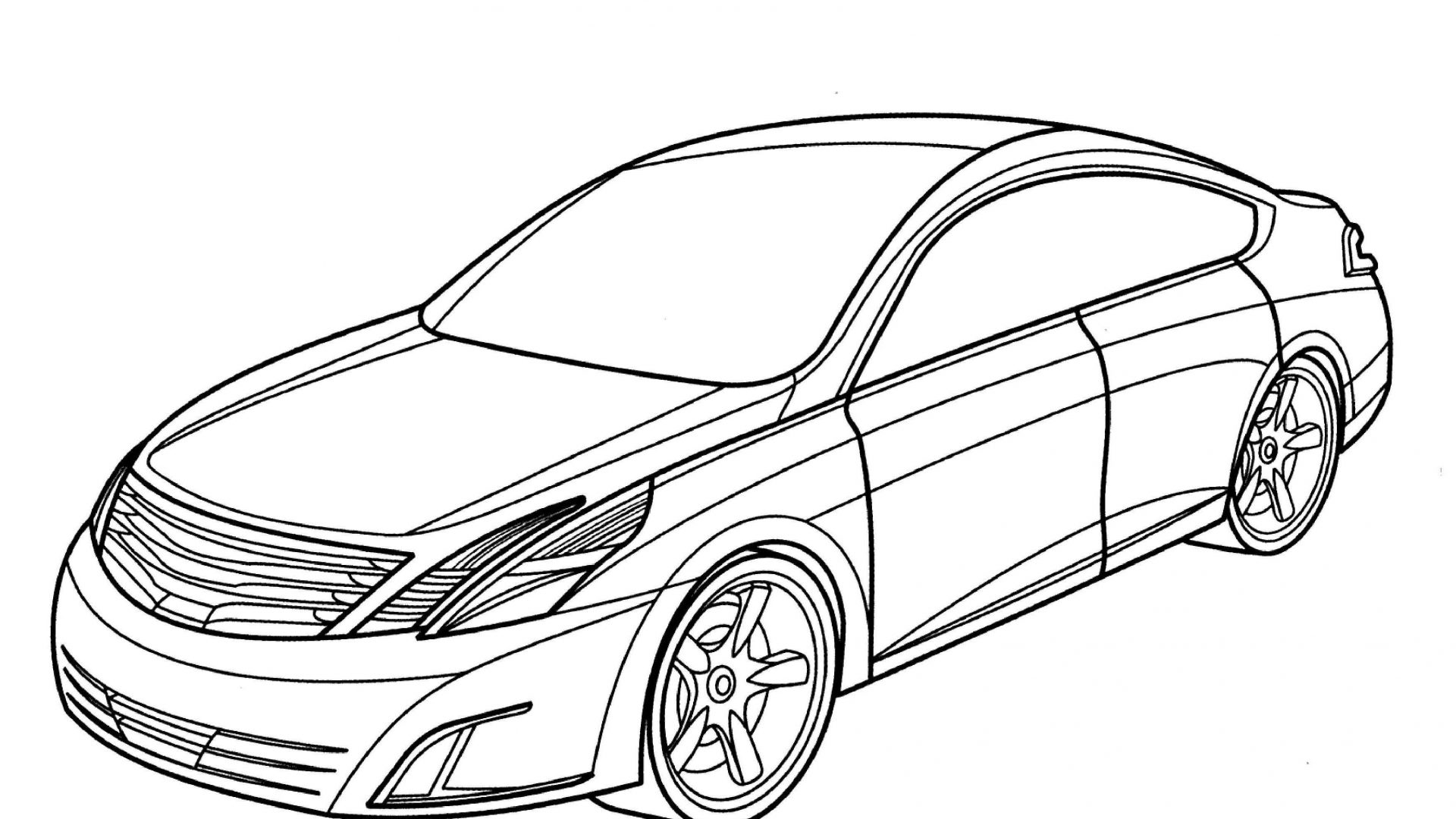 240sx Drawing At Getdrawings