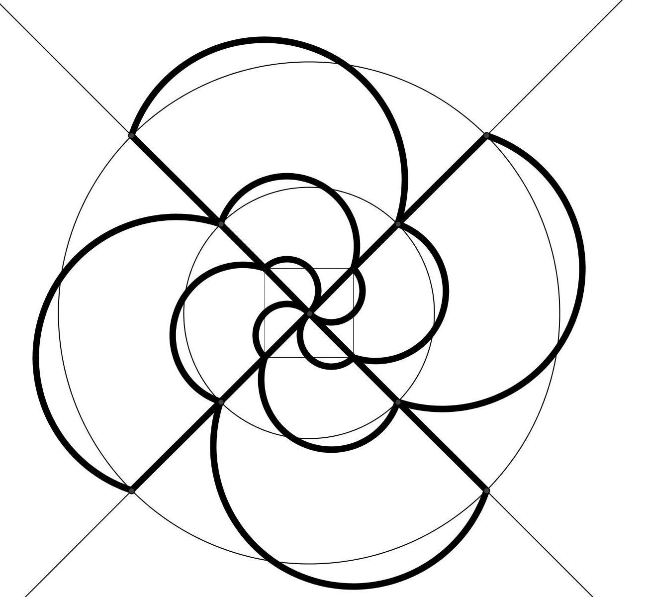 3d Circle Drawing At Getdrawings