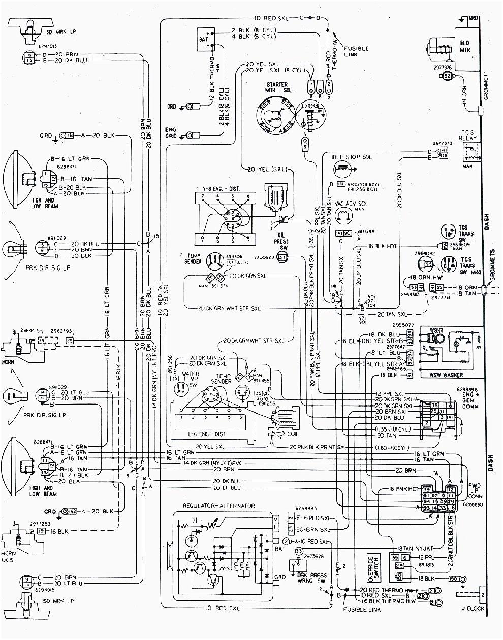 990x1261 69 camaro wiring diagram