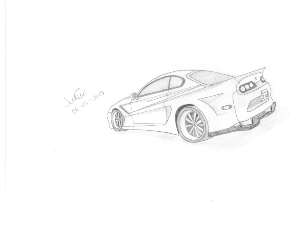 69 Camaro Drawing At Getdrawings