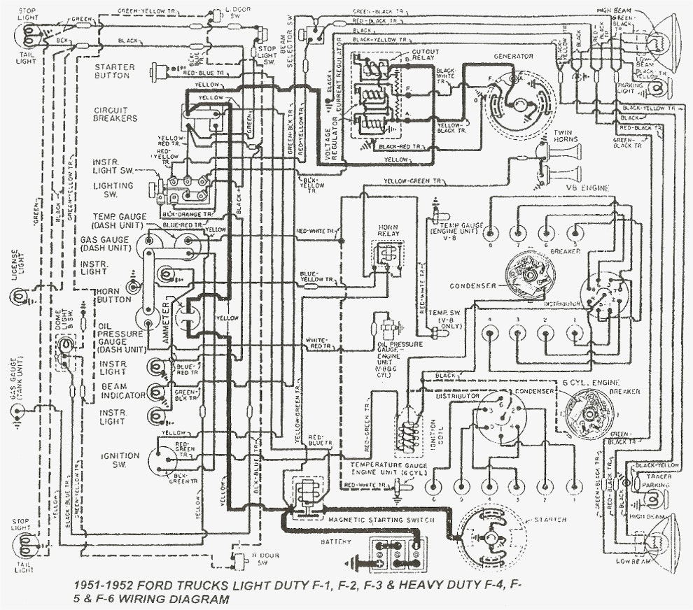 990x872 best wiring diagram for ford ford truck technical drawings and
