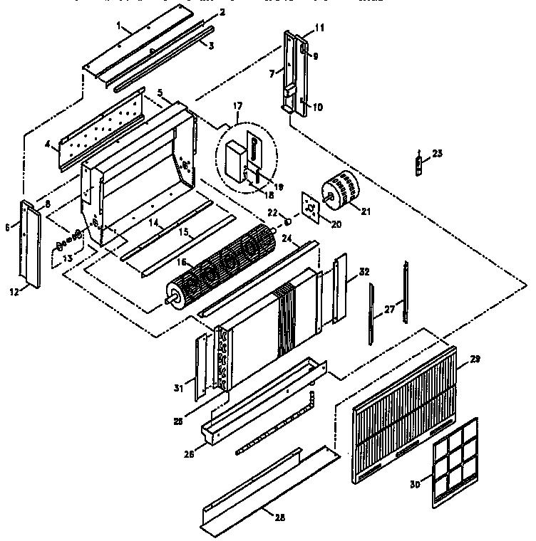 Air Conditioner Spare Parts List