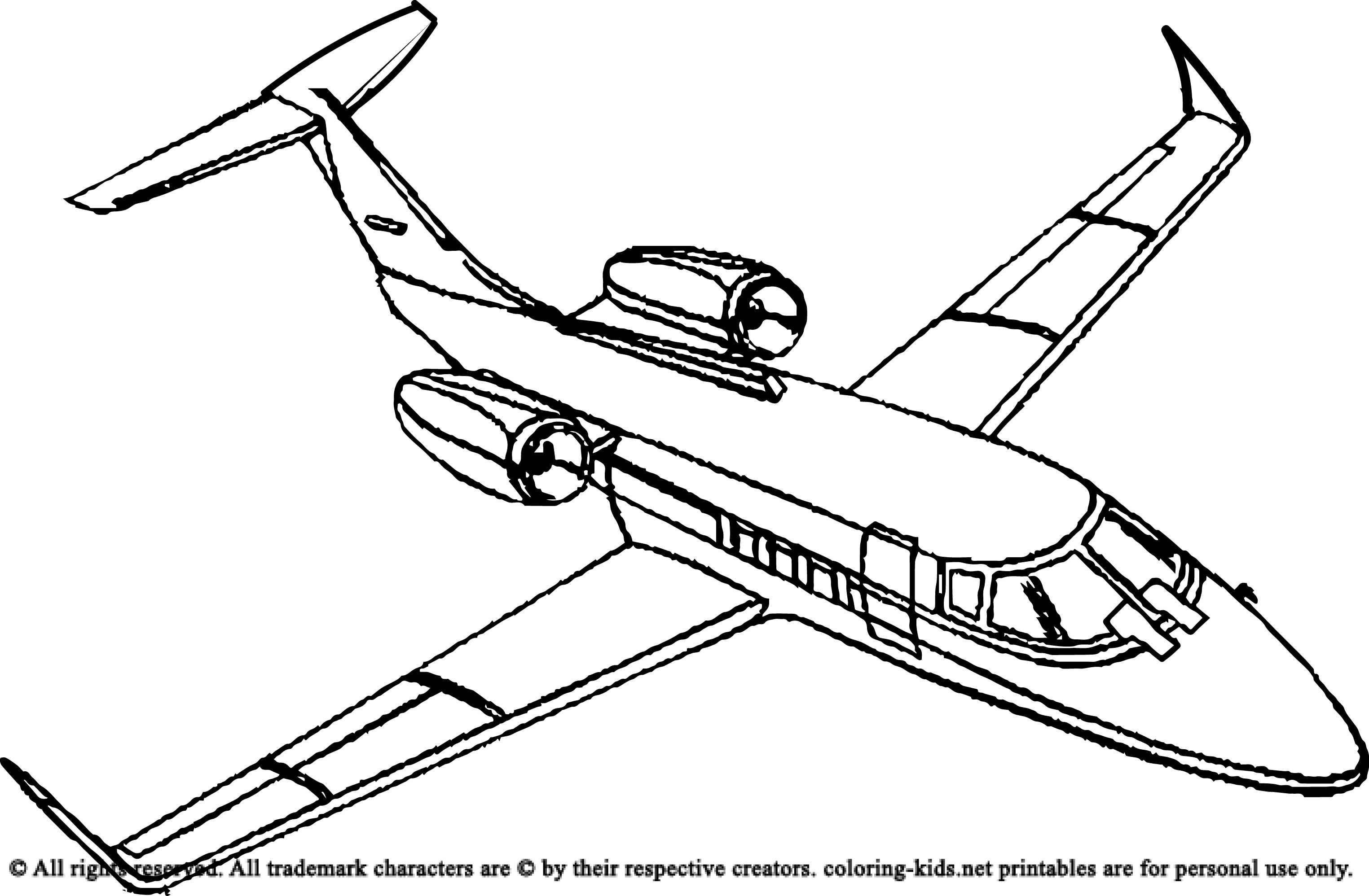 Airplanes For Kids Drawing At Getdrawings