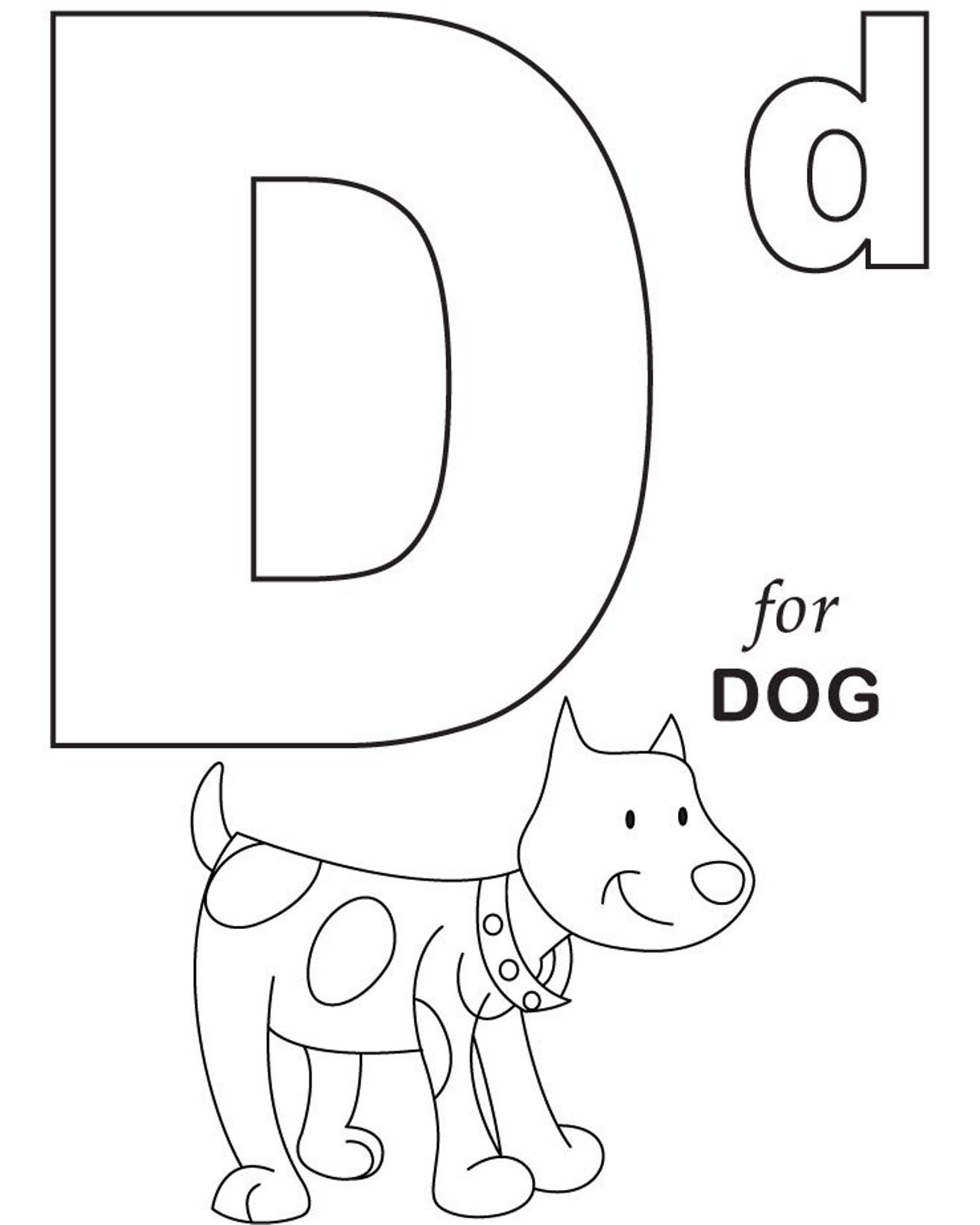 Alphabet Drawing For Kids At Getdrawings