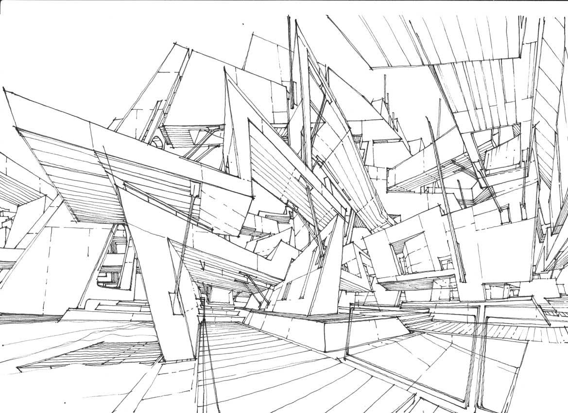 Architect Hand Drawing At Getdrawings