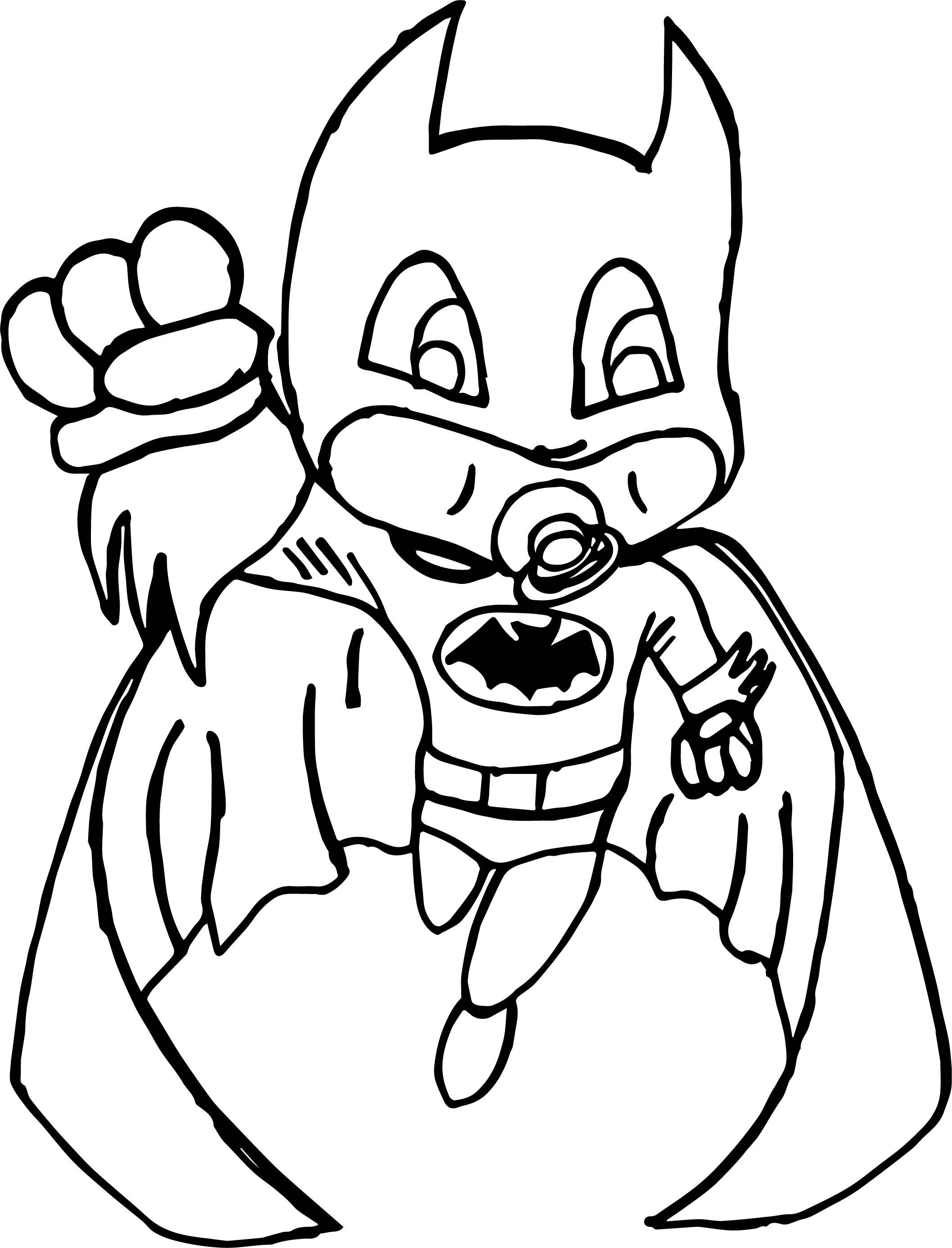 Baby Superman Drawing At Getdrawings