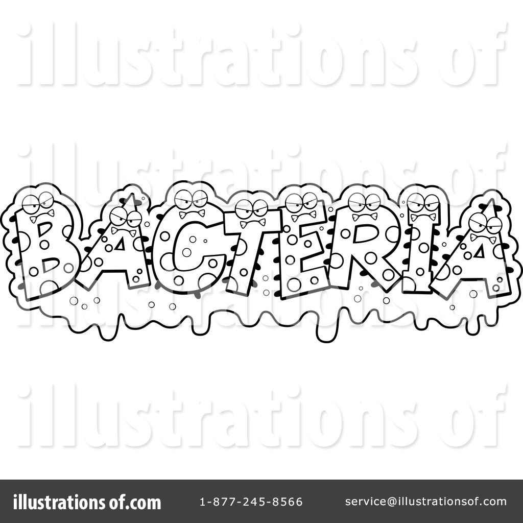 Bacteria Drawing At Getdrawings