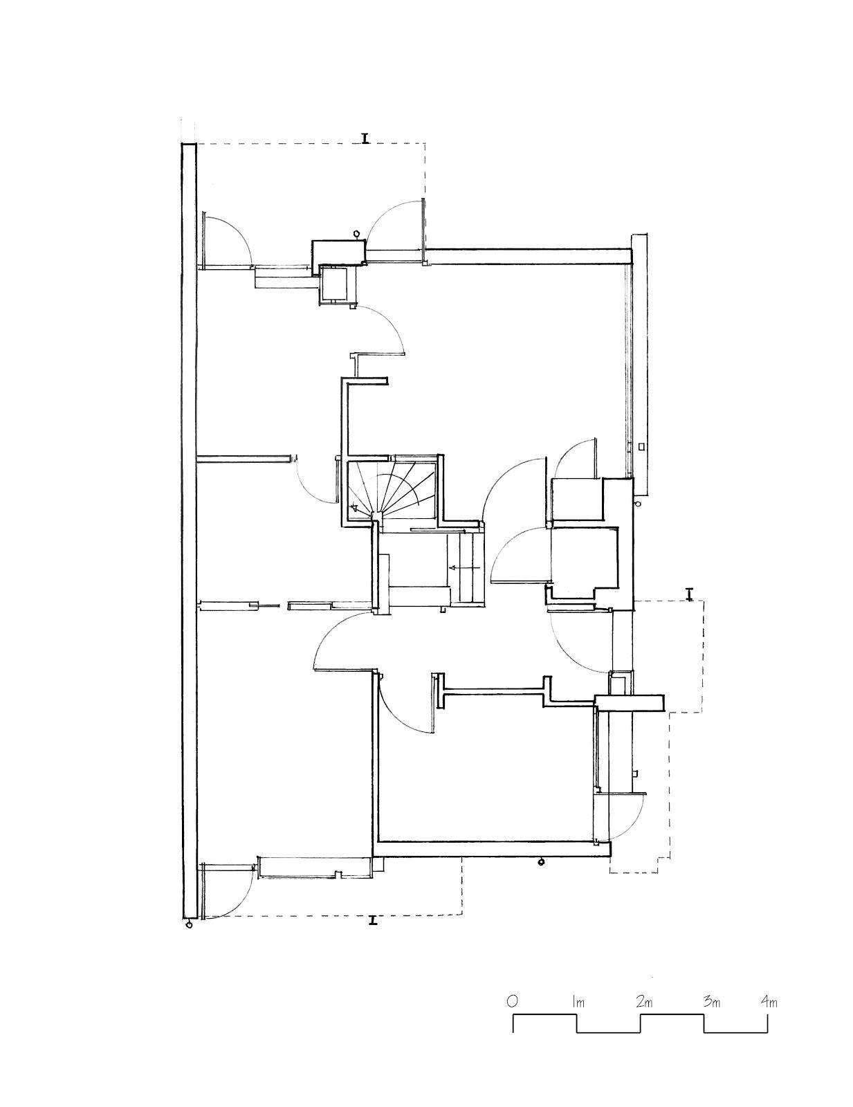 Basic House Drawing At Getdrawings