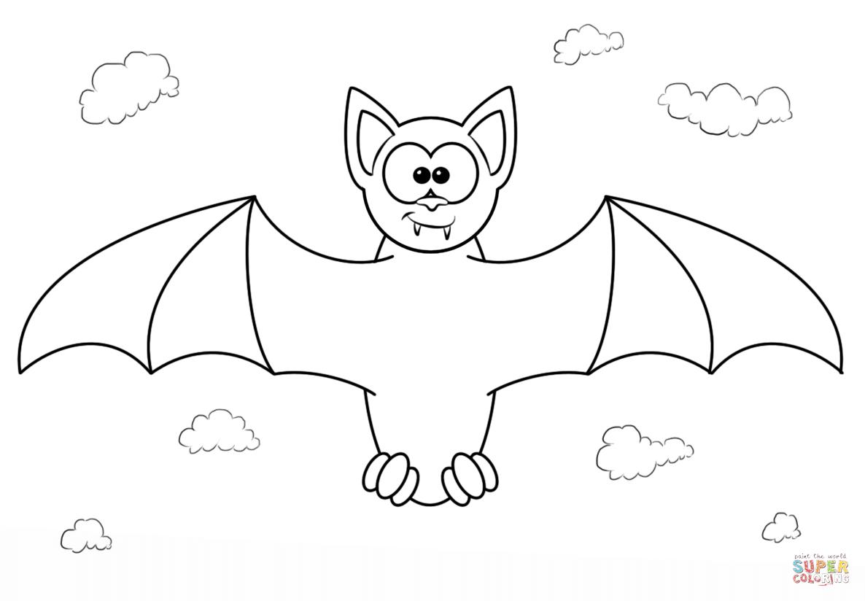 Bat Drawing Easy At Getdrawings