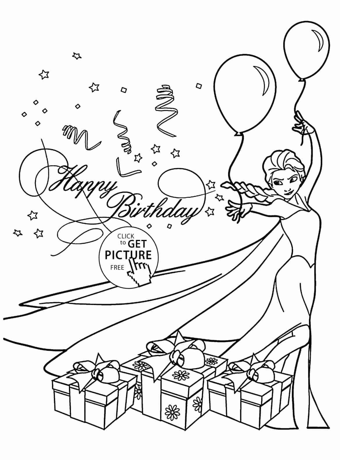 Birthday Cards Drawing At Getdrawings